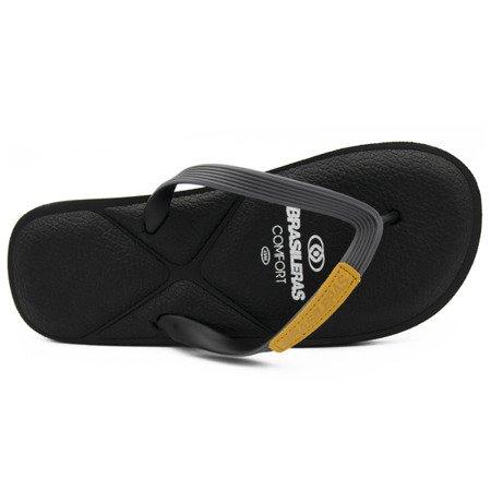 Brasileras Comfort Black