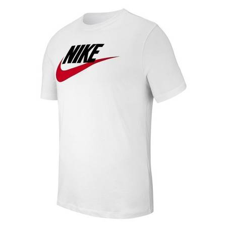 Męski T-Shirt Nike  Icon Futura AR5004-100